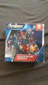 MARVEL Avengers Lenticular Puzzle in Chicago, Illinois