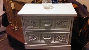 "Dresser 22""tall 26"" acroos wide 14"" fron to back Excellent Condition Country White Antique - Mad... in Byron, Georgia"
