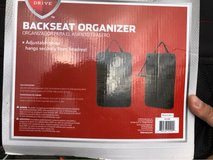back seat organizers in Naperville, Illinois