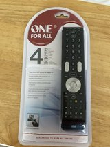 One for All Universal Remote.. New in pkg in Stuttgart, GE