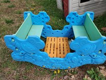 Outdoor Rocker / Picnic Table in Fort Campbell, Kentucky