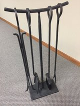 Fireplace tools in Westmont, Illinois