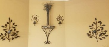 WALL ART (Bronze) - Set of 7 Pieces/Hangings in Plainfield, Illinois
