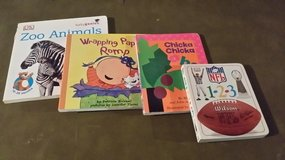 BOOKS - CHILDREN - HARD PAGES in Naperville, Illinois