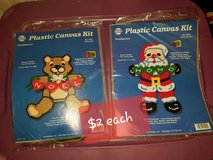 Christmas crafts plastic canvas in St. Charles, Illinois