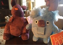 Kangaroo/Koala Dog Toys in Yorkville, Illinois