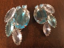 Vintage Clip Earrings in St. Charles, Illinois