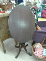 Oval Tilt-Top Table #618-2749 in Camp Lejeune, North Carolina