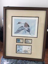 Duck Stamp Print 1994-95 in Cary, North Carolina