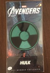 Avengers Hulk Patch in Plainfield, Illinois