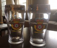 Disney Rose & Crown Glasses in Yorkville, Illinois