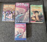 Set of 3 Harry Potter Books in Travis AFB, California
