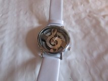 Musical Note watch in Chicago, Illinois