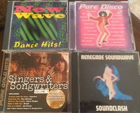 4 Misc CDs in St. Charles, Illinois