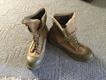 Danner, rat boots 13R in 29 Palms, California