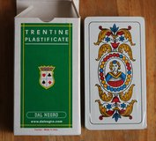 Italian regional playing cards Dal Negro, new, different kinds in Okinawa, Japan