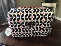 New Spartina Maritime Cosmetic Case - New with Tags in Bolingbrook, Illinois