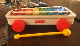 Fisher Price Xylophone in Plainfield, Illinois