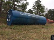 fuel tanks in Huntsville, Texas