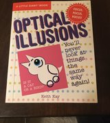 Optical Illusions Book in St. Charles, Illinois