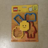 Lego Cookie Cutter Set Brand New in Travis AFB, California