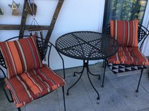 6 pc Patio set / Garden furniture, 5 chairs & 1 table in Ramstein, Germany
