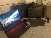 "Hp omen 17"" Gaming Laptop in Lakenheath, UK"
