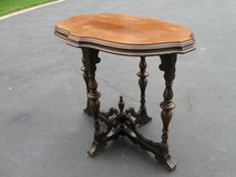 Entry Table in Naperville, Illinois