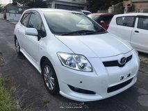 TOYOTA AURIS for parts in Okinawa, Japan