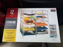 Paper and Literature Organizer (2 available) - Can be Stacked! in Chicago, Illinois