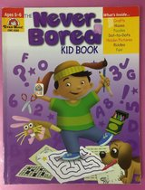 Never Used THE Never Bored KID BOOK Ages 5-6 Evan-Moor in Okinawa, Japan
