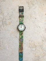 Swatch Dinosaur watch in Stuttgart, GE