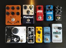 Guitar Pedals / Effects in Ramstein, Germany