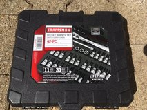 Craftsman 42PC Socket Tool Set in Ramstein, Germany