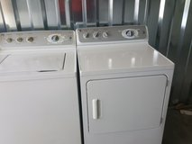 GE washer & dryer (free delivery)credit card accepted in Camp Lejeune, North Carolina