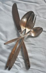 Antique German cutlery set (4 pieces) in Okinawa, Japan