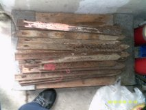 STEEL FORMING STAKES 24-INCH HIGH AND 1/12--INCH WIDE  (USE ) $ 20.00 FOR 43 - STAKES in Plainfield, Illinois