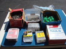 ONE LOT OF ASSORTED NAILS in Naperville, Illinois