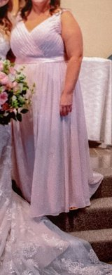 Beautiful blush pink gown in Plainfield, Illinois