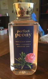 Perfect Peony Shower Gel in Chicago, Illinois