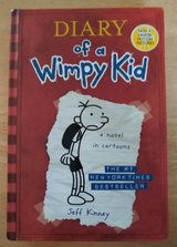 Diary Wimpy Kid Hardcover in St. Charles, Illinois