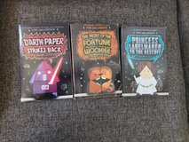Set of 3 Kid's Books - Origami Star Wars by Tom Angleberger in Travis AFB, California