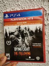 Dying Light the Following in Spangdahlem, Germany
