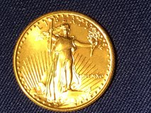 MCMXC $10 Gold coin in Wiesbaden, GE