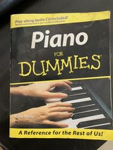 Book: Piano for Dummies in Alamogordo, New Mexico