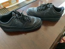 Men's black Nike Court vision in Aurora, Illinois