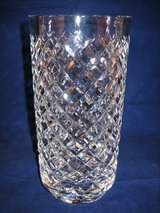 WATERFORD CRYSTAL Vases many different sizes EXCELLENT in Naperville, Illinois