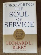 Discover the Soul of Service hard copy in Camp Pendleton, California