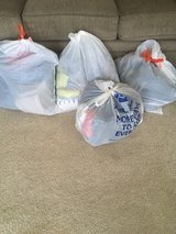 Bags of boys clothes. A lot of good stuff! in Beaufort, South Carolina