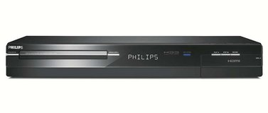 Philips HDD & DVD Player/Recorder with Digital broadcast tuner. in Batavia, Illinois
